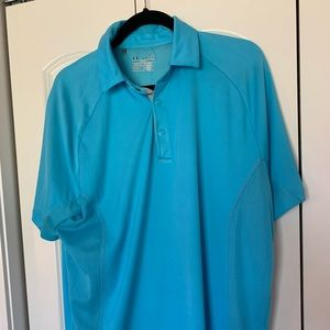 Under Armour men golf polo